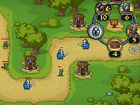 Jeu Tower Defense 2D