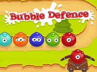 Jeu Bubble Defence