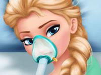 Jeu gratuit Elsa Hip Surgery