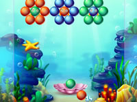 Jeu Aqua Bubble Shooter