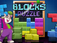 Jeu Blocks Puzzle