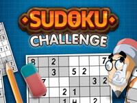 Jeu Sudoku Challenge