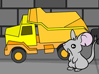 Jeu Marly Mouse Escape - Garage