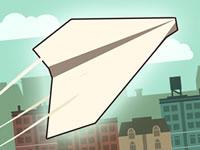 Jeu Paper Flight