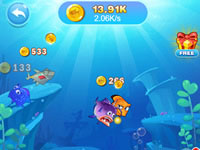 Jeu Idle Fish