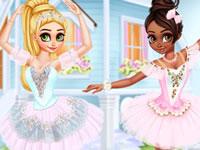 Jeu Princesses Premier cours de ballet