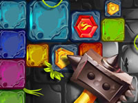 Jeu Temple Puzzle Game