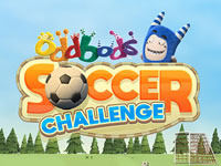 Jeu Oddbods Soccer Challenge