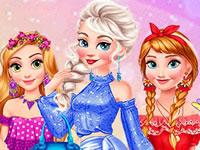 Jeu Disney Mode en couleurs