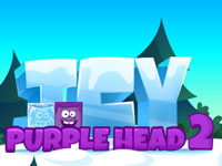 Jeu gratuit Icy Purple Head 2