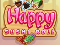 Jeu Happy Sushi Roll