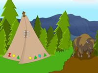 Jeu gratuit Mountain Top Escape