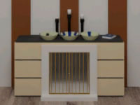 Jeu Escape Game Fireplace