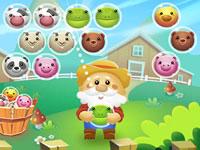 Jeu Bubble Farm