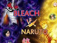 Jeu Bleach vs Naruto 3.3