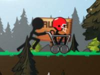 Jeu gratuit Shopping Cart Hero HD