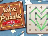 Jeu Line Puzzle Artist