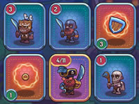 Jeu Pirate Cards