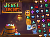Jeu Jewel Legend Game