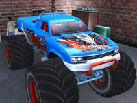 Jeu Monster Truck Stunts