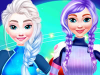 Jeu Princesses Space Explorers