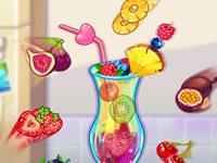 Jeu Smoothies Fruités