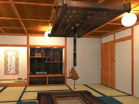 Jeu Tatami Room Escape