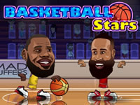 Jeu Basketball Stars