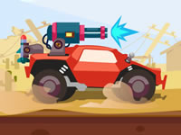 Jeu Road Of Rampage