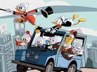 Jeu Duckburg Quest