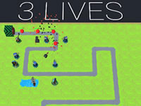 Jeu Tower Defense 2