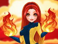 Jeu Princesse Mutante Phénix