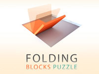Jeu Folding Blocks Puzzle