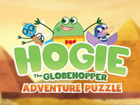Jeu Hogie The Globehopper Adventure Puzzle
