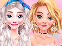Jeu Donuts et princesses