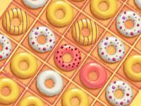 Jeu Donuts Match 3