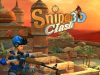 Jeu Sniper Clash 3D