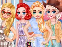 Jeu Des princesses et des sacs