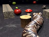Jeu Nova Snake 3D