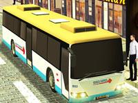 Jeu Highway Bus Driver Simulator