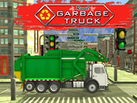Jeu gratuit Trash Truck Simulator