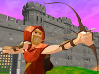 Jeu Archer Master 3D Castle Defense