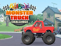 Jeu Oddbods Monster Truck