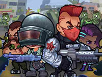 Jeu gratuit Zombie Killers