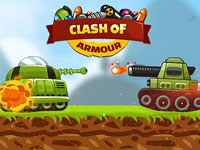 Jeu Clash of Armour