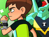 Jeu World Rescue - Ben 10