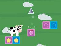 Jeu Tricky Cow