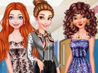 Jeu Princesses, Mode et règles de style