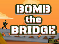 Jeu Bomb The Bridge