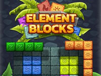 Jeu gratuit Element Blocks
